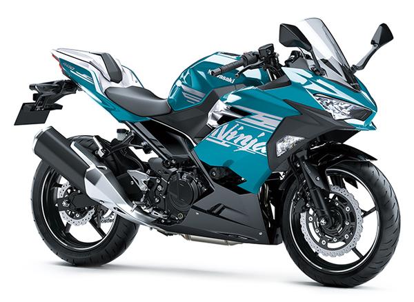 Kawasaki Ninja 400 SE 2021