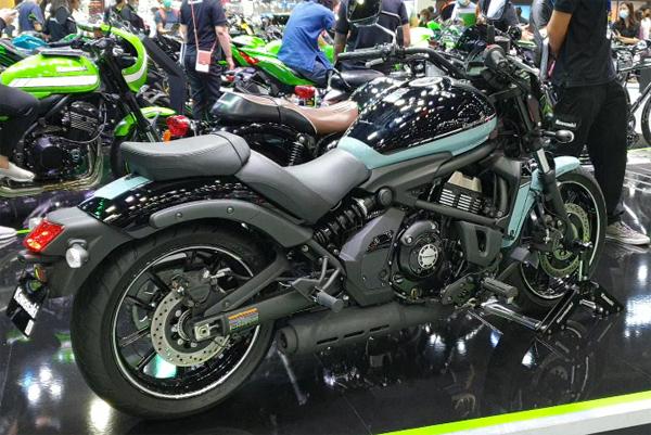 Kawasaki Vulcan S 2020-2021