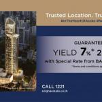 SinghaEstate Guarantee Yield 7%