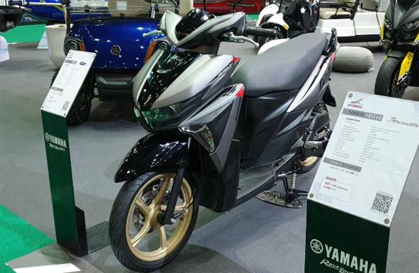 Yamaha GT125 SSS 2020
