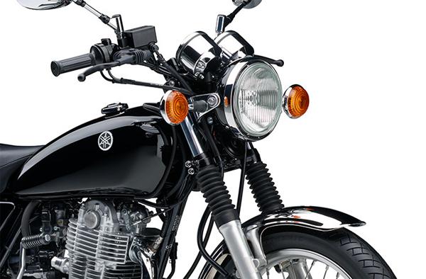 Yamaha SR400 2020