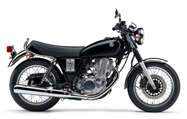 SR400 2020 สีดำ