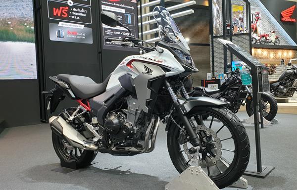 CB500X, 2020, ตารางผ่อน, ราคาผ่อน, ราคา, Honda CB500X