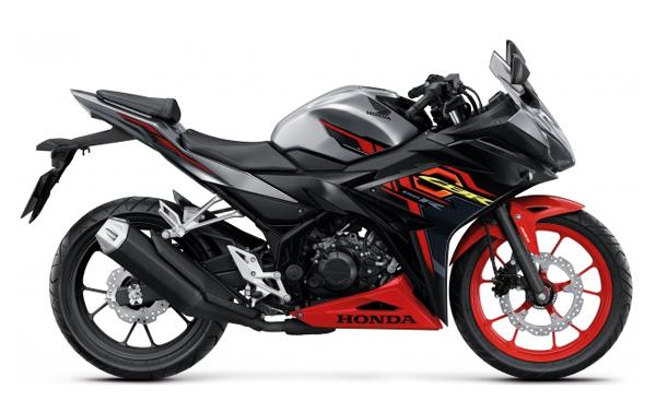 2020 Honda CBR150R ABS สีเทา-แดง