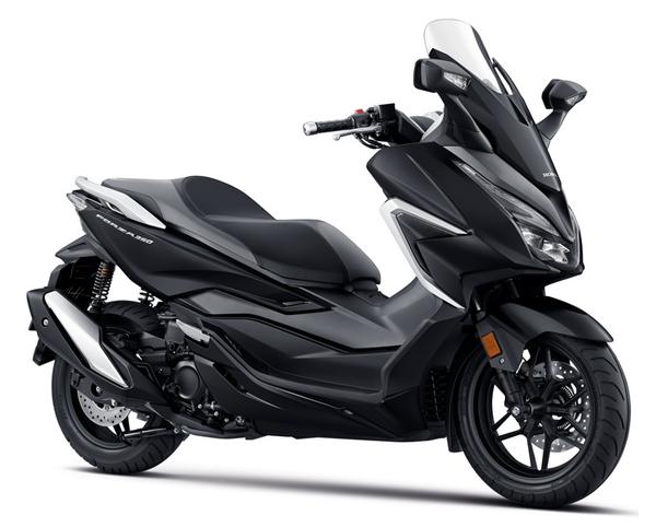 Forza 350 2020 สีดำ