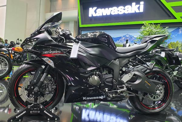 Kawasaki Ninja ZX6R 2020