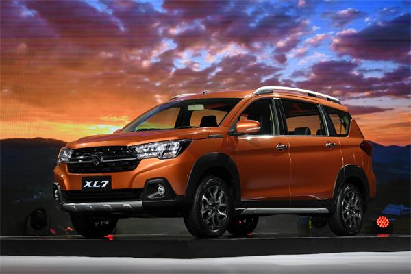 XL7, 2020, ตารางผ่อน, ราคา, โปรโมชั่น, Suzuki XL7