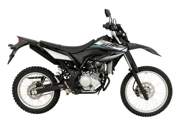 WR155R 2020 สีดำ