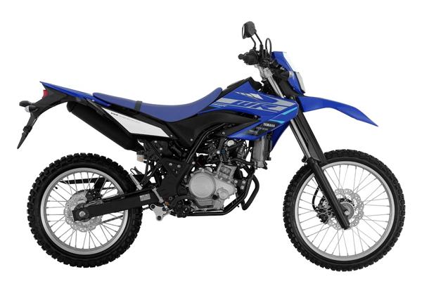 WR155R 2020 สีน้ำเงิน