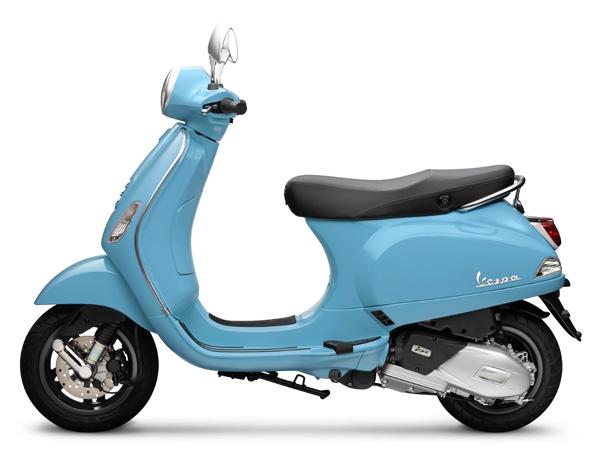 Vespa LX 125 10th Anni