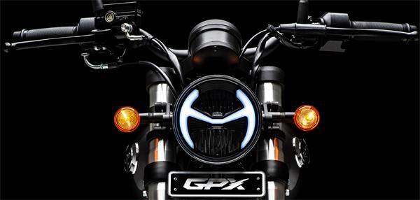 GPX Legend 250 Twin II