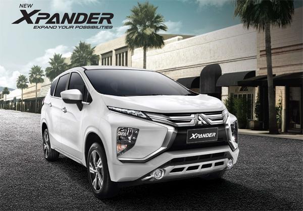 Xpander, 2020, ตารางผ่อน, ราคา, โปรโมชั่น