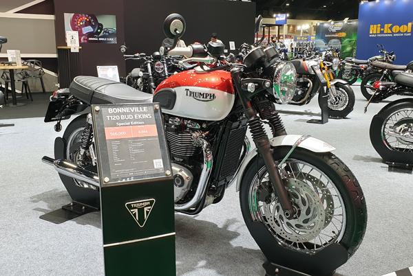Triumph T120 Bud Ekins