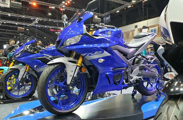 R3, 2021, ตารางผ่อน, ราคาผ่อน, ราคา, Yamaha R3