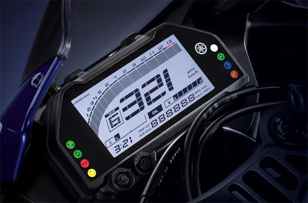 Yamaha YZF-R3 2020-2021