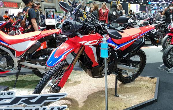 CRF300 Rally 2021