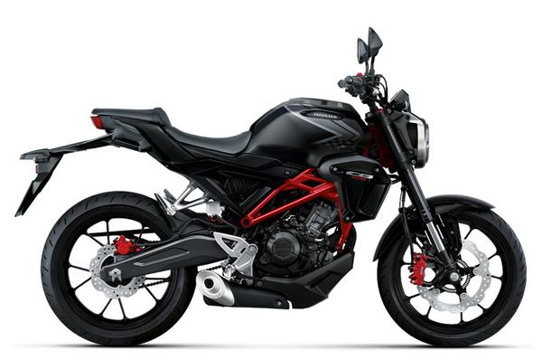 Honda CB150R ABS 2021 สีดำ
