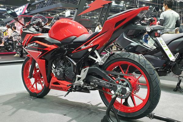 Honda CBR150R 2020-2021