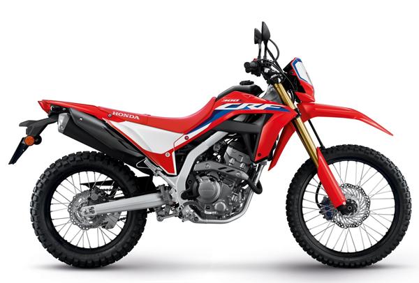 Honda CRF300L 2020-2021
