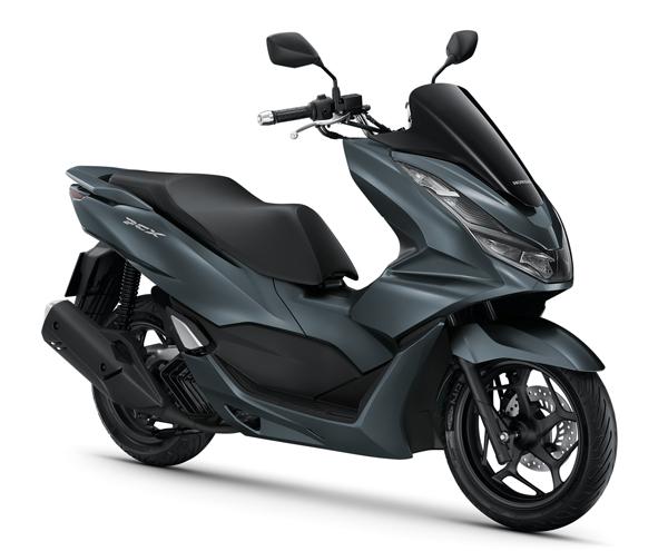 Honda PCX160 2021 รุ่น Standard สีเทา