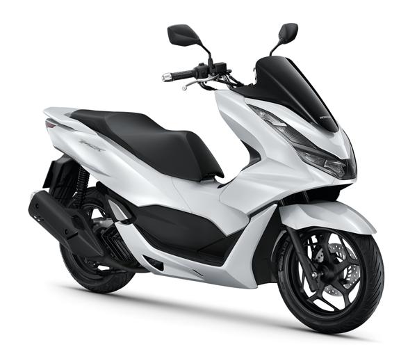 Honda PCX160 2021 รุ่น Standard สีขาว