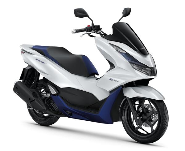 Honda PCX 160 eHEV 2021