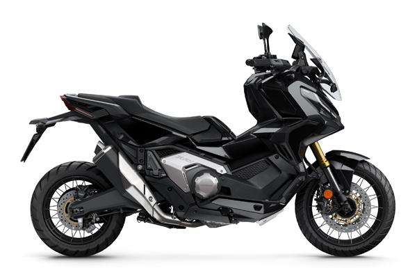 Honda X-ADV 2021 สีดำ