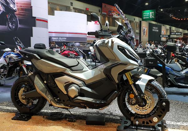 X-ADV, 2021, ตารางผ่อน, ราคาผ่อน, ราคา, Honda X-ADV