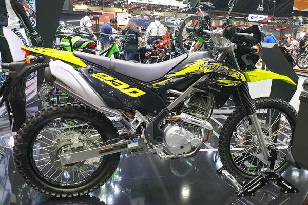Kawasaki KLX230 SE 2021