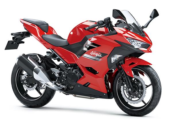 Kawasaki Ninja 250 2021
