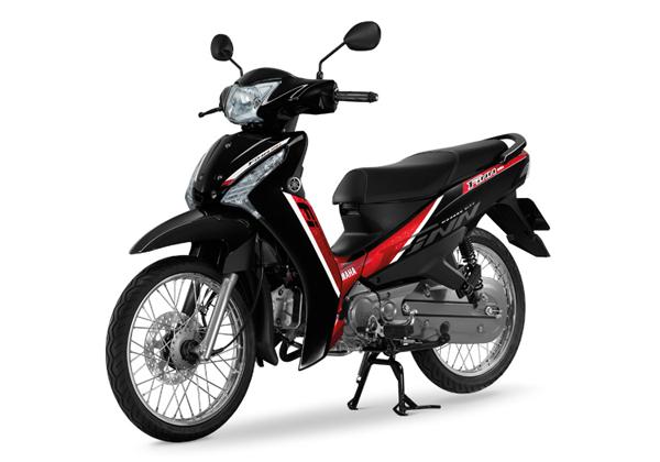 Yamaha Finn 2020 สีดำ