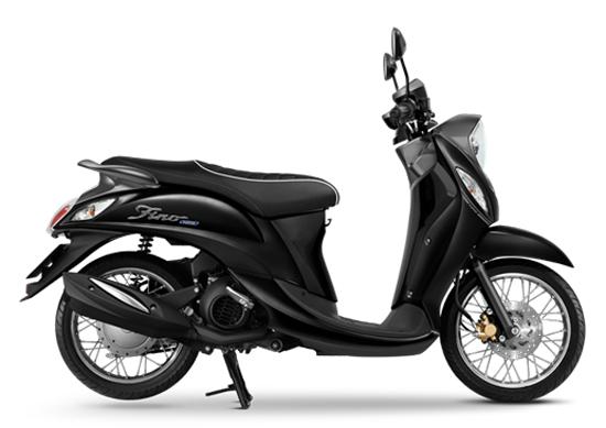 Yamaha Fino 2021 สีดำ