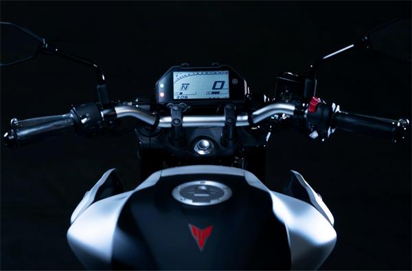 Yamaha MT-03 2020-2021