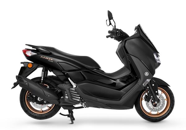Yamaha NMAX 2021 สีดำ