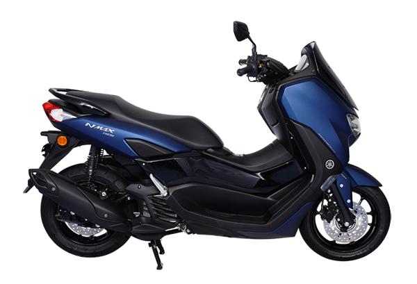Yamaha NMAX 2021 สีน้ำเงิน