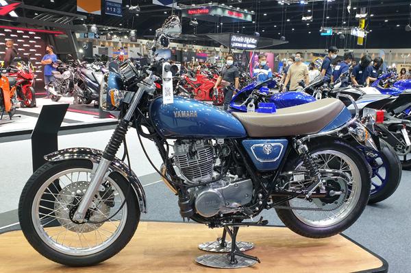 Yamaha SR400 2020-2021