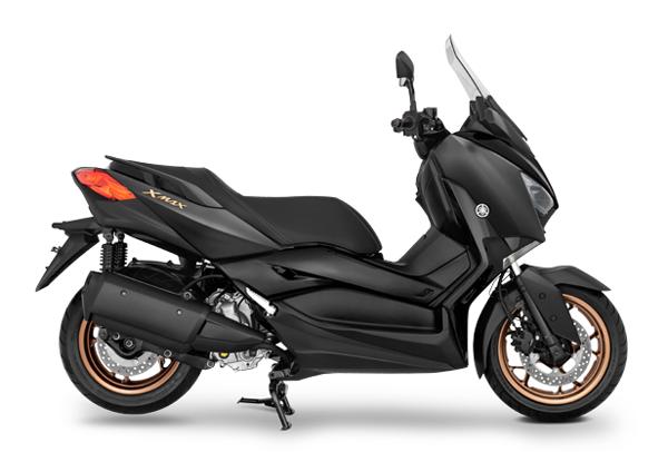 Yamaha XMAX 2021 สีดำ