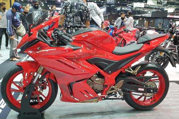 GPX Demon GR200R - Da Corsa