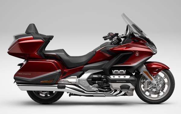 Honda Goldwing 2021 สีแดง