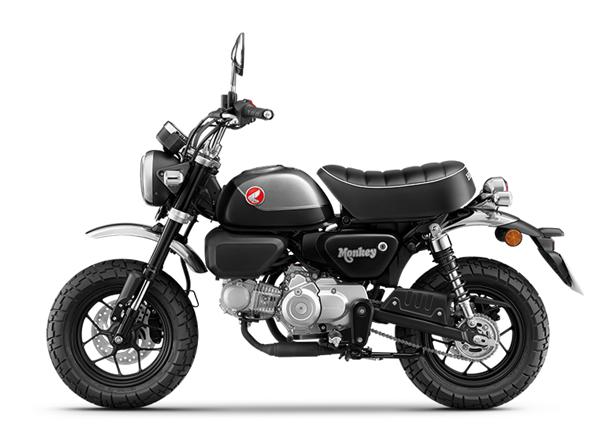 Honda Monkey 2021 สีดำ