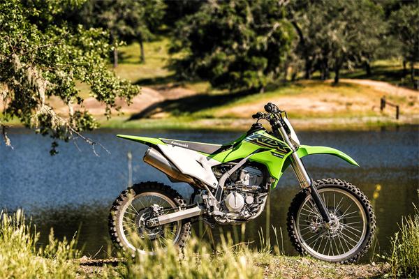 Kawasaki KLX300R 2021