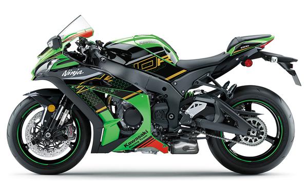 Kawasaki Ninja ZX-10R 2020-2021