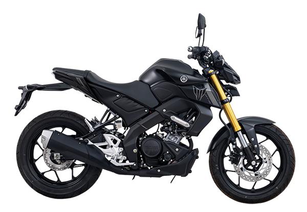 Yamaha MT-15 2021 สีดำ
