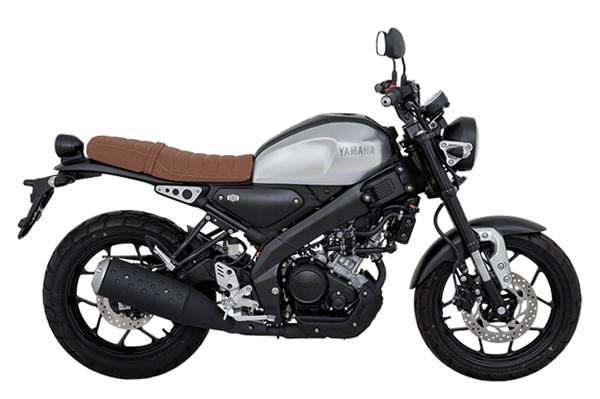 Yamaha XSR155 2021 สีเทา