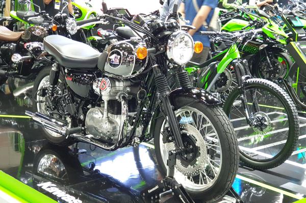 Kawasaki Meguro K3 2021