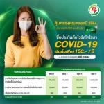 PT Max Card, Covid-19 Insurance
