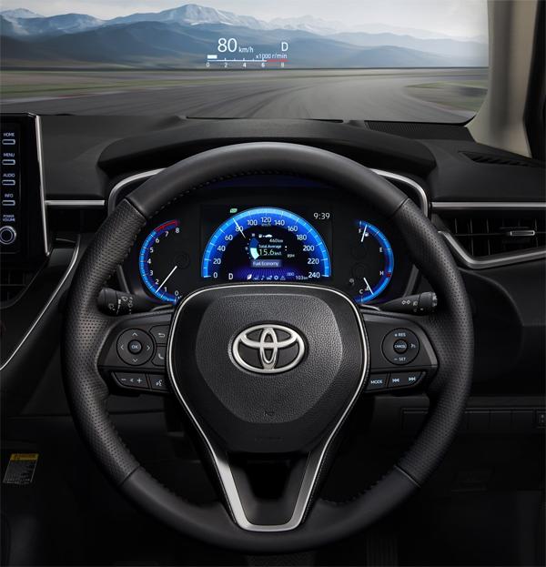 Toyota Altis 2021 GR Sport