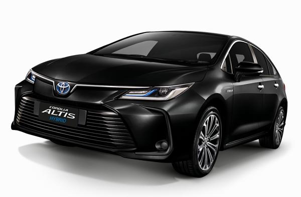 Toyota Altis 2021 Hybrid