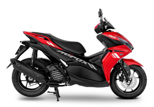 Yamaha AEROX 2021