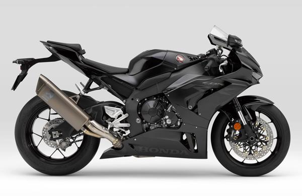 CBR1000RR-R FIREBLADE 2021 สีดำ